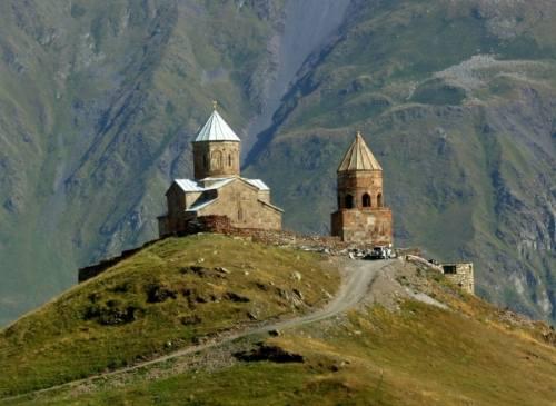 Oglądasz obraz z artykułu: XXIII Archidiecezjalna Pielgrzymka do Gruzji i Armenii, 17-30.8.2015