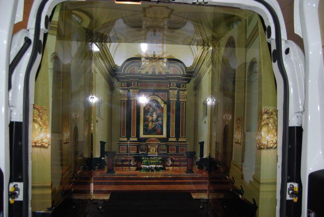 Oglądasz obraz z artykułu: Peregrynacja obrazu św. Józefa