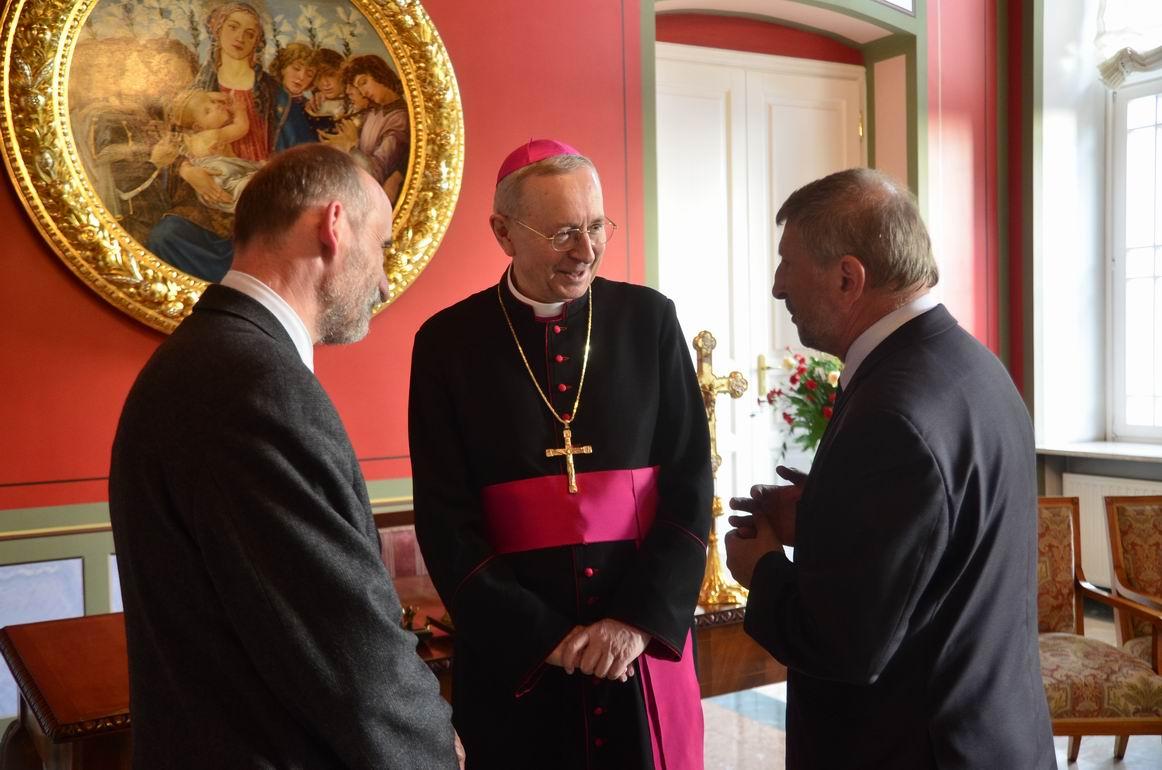 Ogl�dasz obraz z artyku�u: Nagrody Arcybiskupa Pozna�skiego za Zas�ugi dla Kultury Chrze�cija�skiej