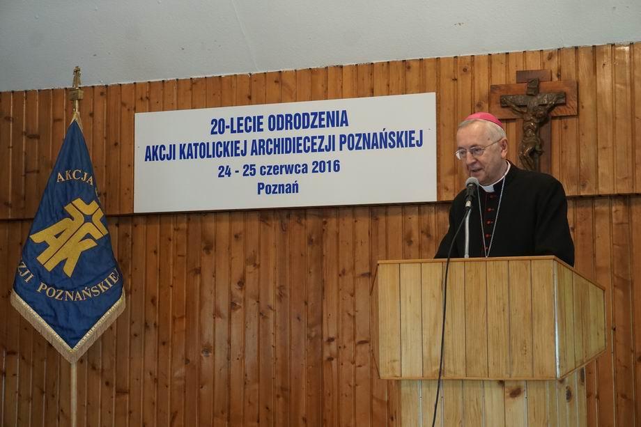 Ogl�dasz obraz z artyku�u: Akcja Katolicka �wi�towa�a 20-lecie reaktywowania