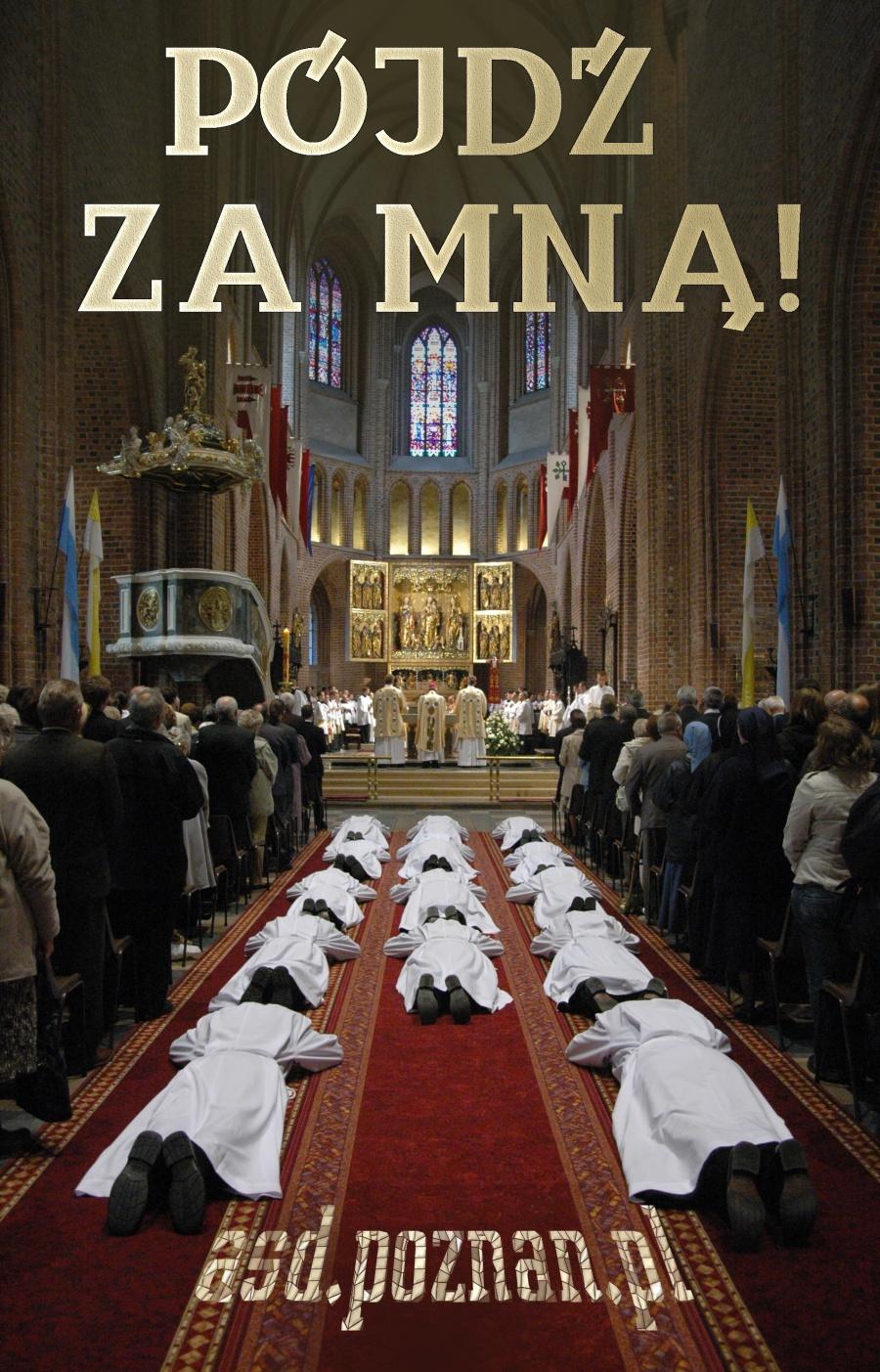 Ogl�dasz obraz z artyku�u: Arcybiskupie Seminarium Duchowne - rekrutacja