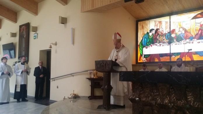Oglądasz obraz z artykułu: Poświęcenie kościoła w Czerwonaku