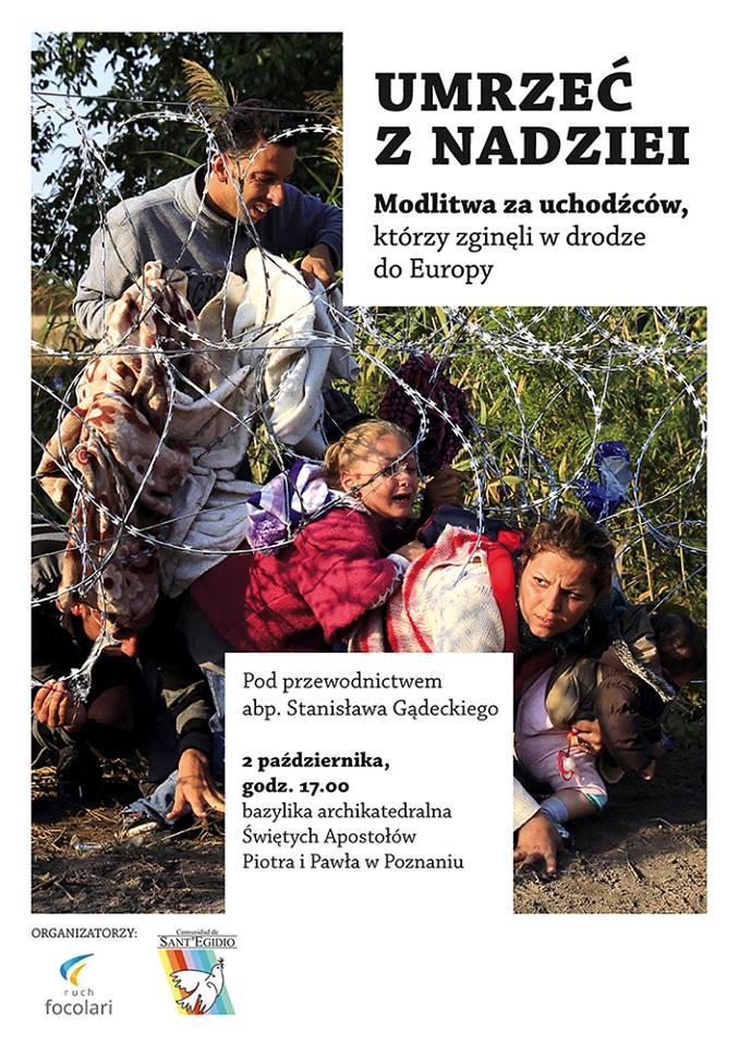 Ogl�dasz obraz z artyku�u: Abp Stanis�aw G�decki b�dzie przewodniczy� modlitwie za uchod�c�w