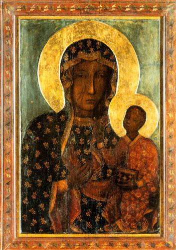 Ogl�dasz obraz z artyku�u: Uroczysto�� Matki Bo�ej Cz�stochowskiej