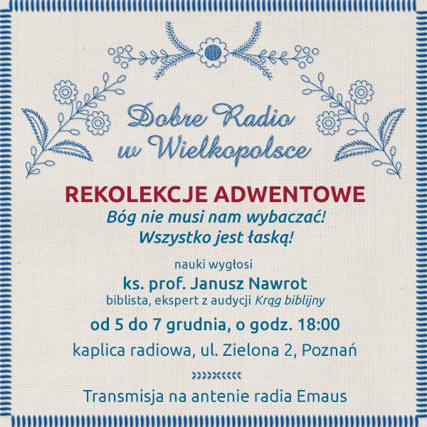 Oglądasz obraz z artykułu: Radiowe rekolekcje adwentowe