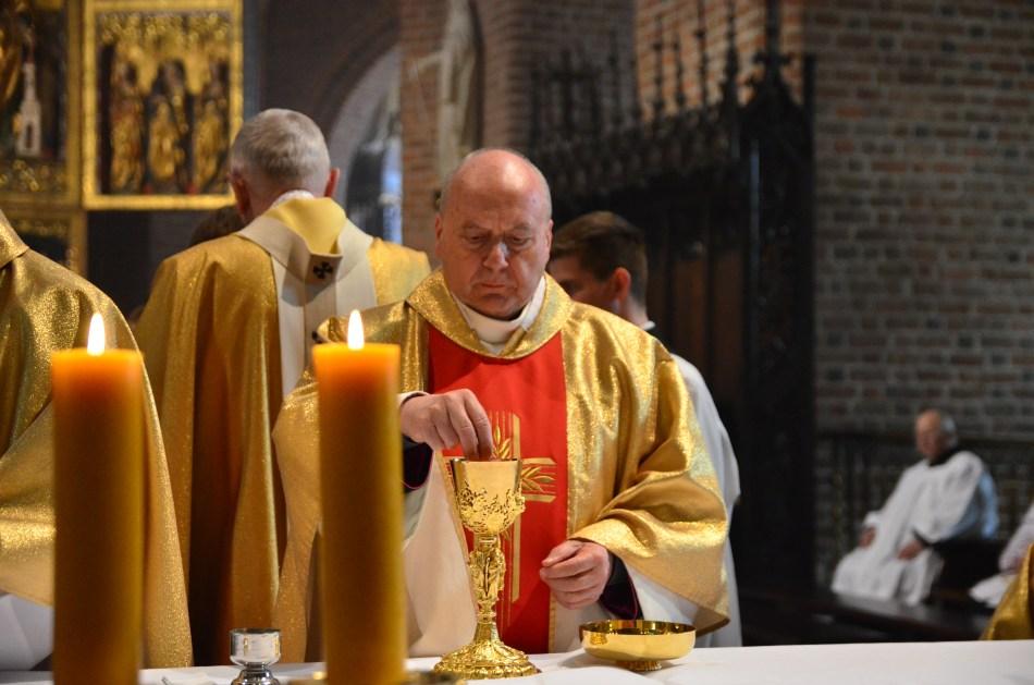Oglądasz obraz z artykułu: Jubileusz 50-lecia święceń kapłańskich - fotoreportaż
