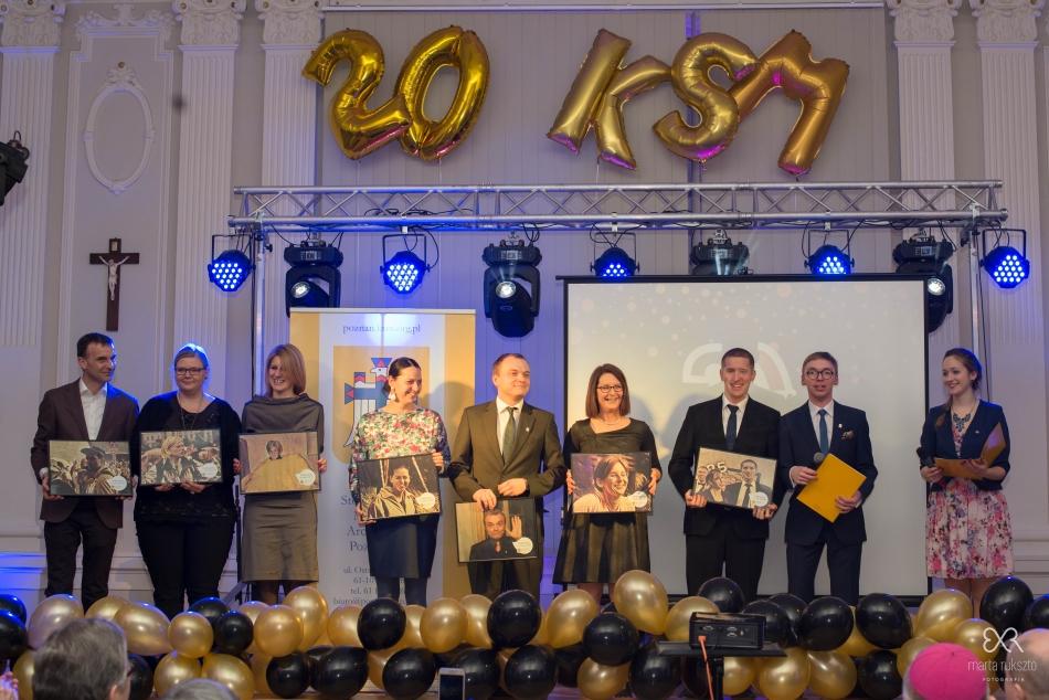 Oglądasz obraz z artykułu: KSM w Poznaniu świętowało 20 lat