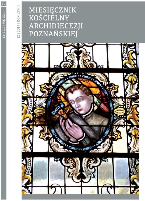 Oglądasz obraz z artykułu: Nowy numer 'Miesięcznika Kościelnego'