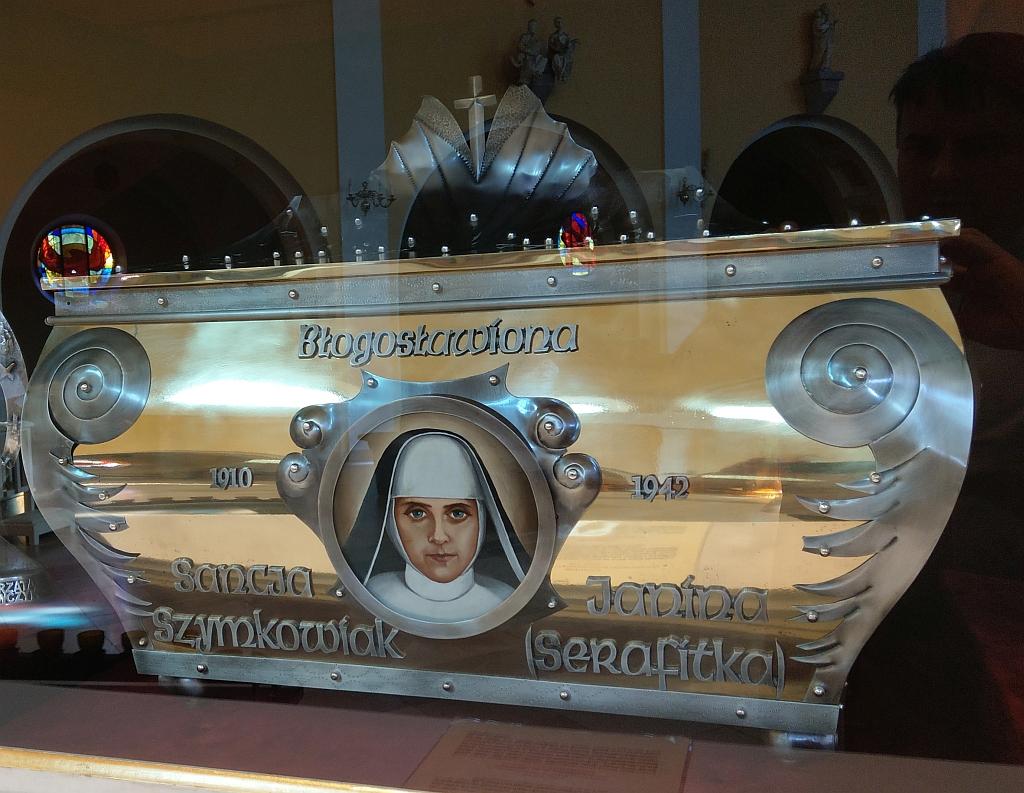 Oglądasz obraz z artykułu: 15. rocznica beatyfikacji Siostry Sancji
