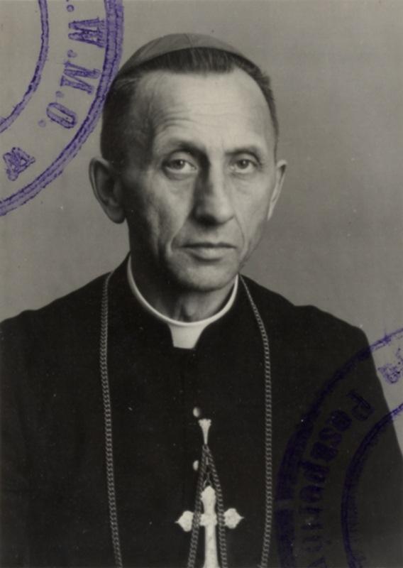 Oglądasz obraz z artykułu: Sesja upamiętniająca abp. Antoniego Baraniaka