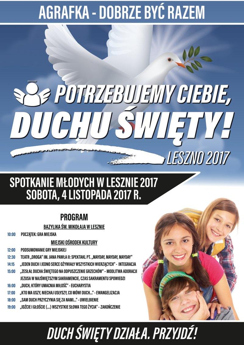 Oglądasz obraz z artykułu: XIV Spotkanie Młodych w Lesznie