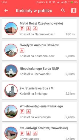 Oglądasz obraz z artykułu: Do kościoła z aplikacją mobilną