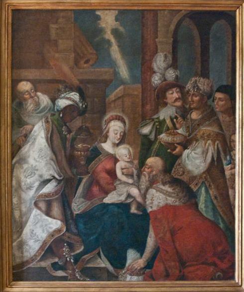 Oglądasz obraz z artykułu: Życzenia Arcybiskupa Poznańskiego, Boże Narodzenie 2017