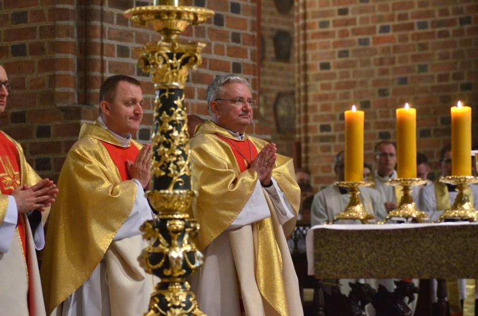 Oglądasz obraz z artykułu: Nowi diakoni w archidiecezji poznańskiej