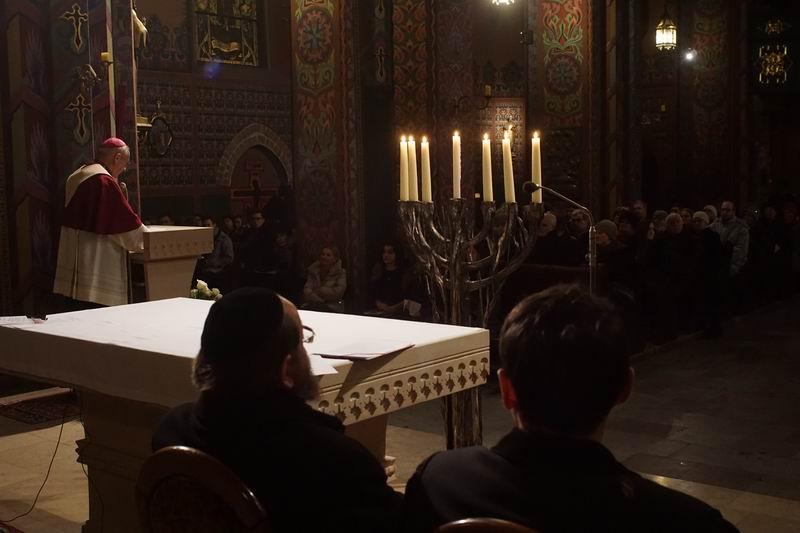 Oglądasz obraz z artykułu: XX Dzień Judaizmu - fotoreportaż