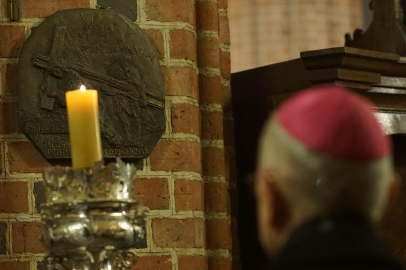Oglądasz obraz z artykułu: Modlitwa w intencji ofiar pedofilii