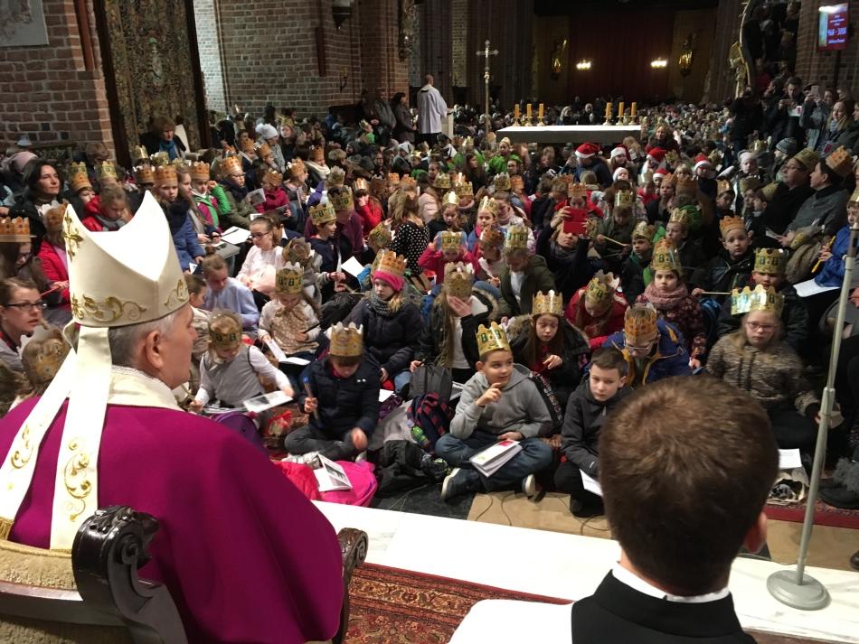 Oglądasz obraz z artykułu: Spotkanie flażolecistów w katedrze