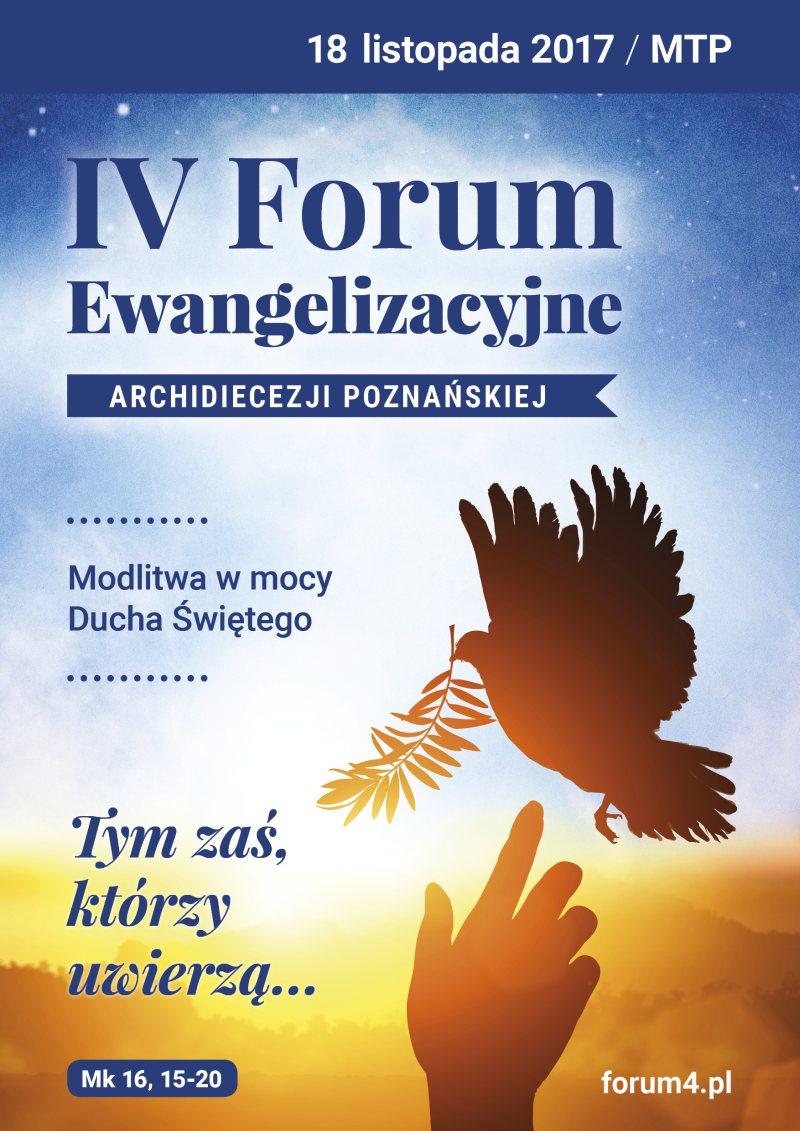 Oglądasz obraz z artykułu: IV Forum Ewangelizacyjne Archidiecezji Poznańskiej