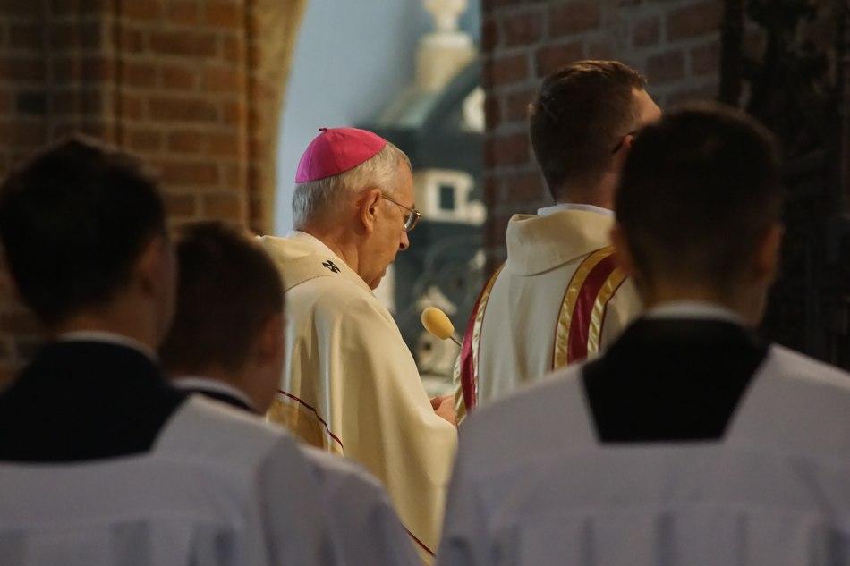 Oglądasz obraz z artykułu: Imieniny Księdza Arcybiskupa Metropolity