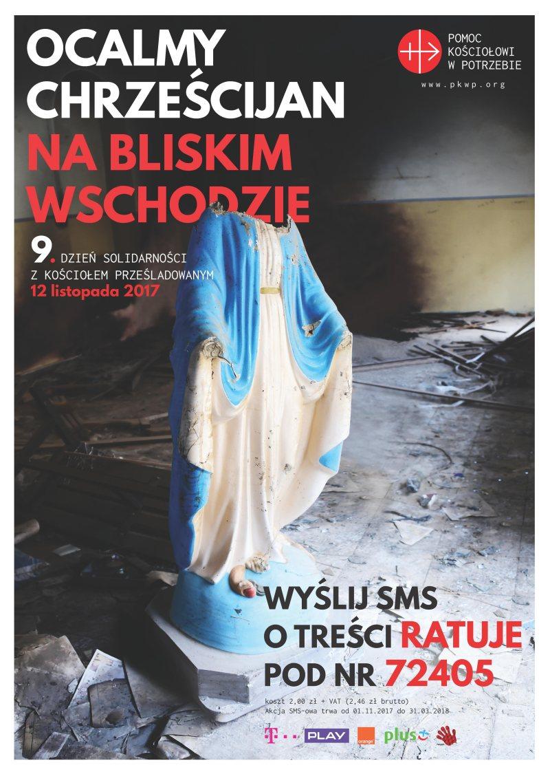 Oglądasz obraz z artykułu: IX Dzień Solidarności z Kościołem Prześladowanym