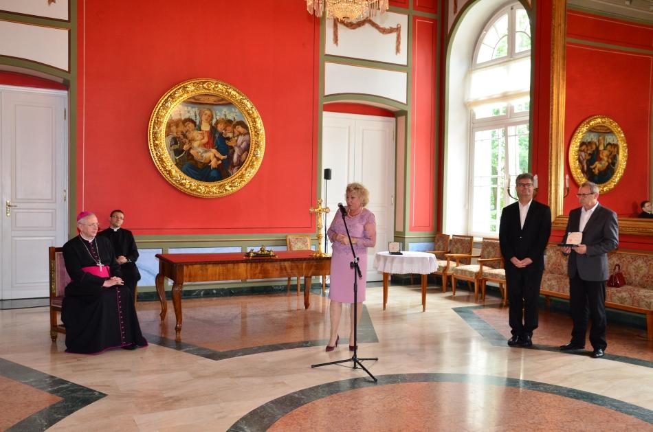 Oglądasz obraz z artykułu: Nagrody Arcybiskupa Poznańskiego za wybitne osiągnięcia dla kultury chrześcijańskiej