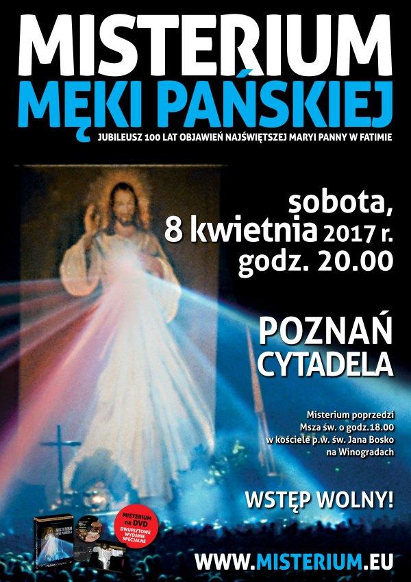 Oglądasz obraz z artykułu: Misterium Męki Pańskiej na Poznańskiej Cytadeli