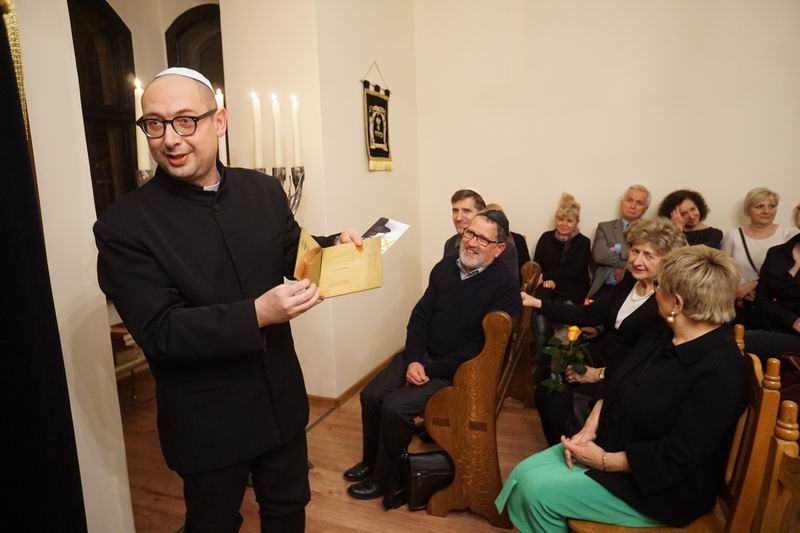 Oglądasz obraz z artykułu: Nagroda im. ks. Romana Indrzejczyka
