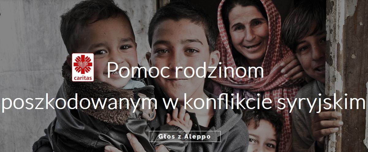 Oglądasz obraz z artykułu: Rodzina rodzinie - pomagamy rodzinom w Syrii