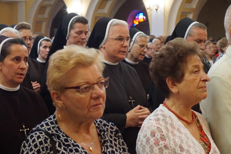 Oglądasz obraz z artykułu: 15. rocznica beatyfikacji Siostry Sancji - fotoreportaż