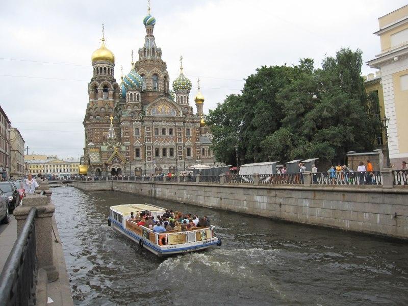 Oglądasz obraz z artykułu: XLIV Archidiecezjalna Pielgrzymka do Sankt Petersburga, 26.6-3.7.2018