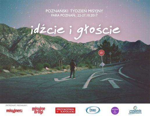 Oglądasz obraz z artykułu: Poznański Tydzień Misyjny 2017 'Idźcie i głoście'
