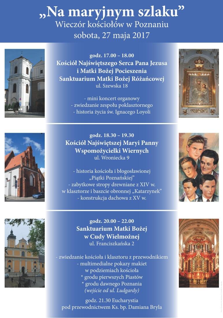 Oglądasz obraz z artykułu: Wieczór kościołów w Poznaniu