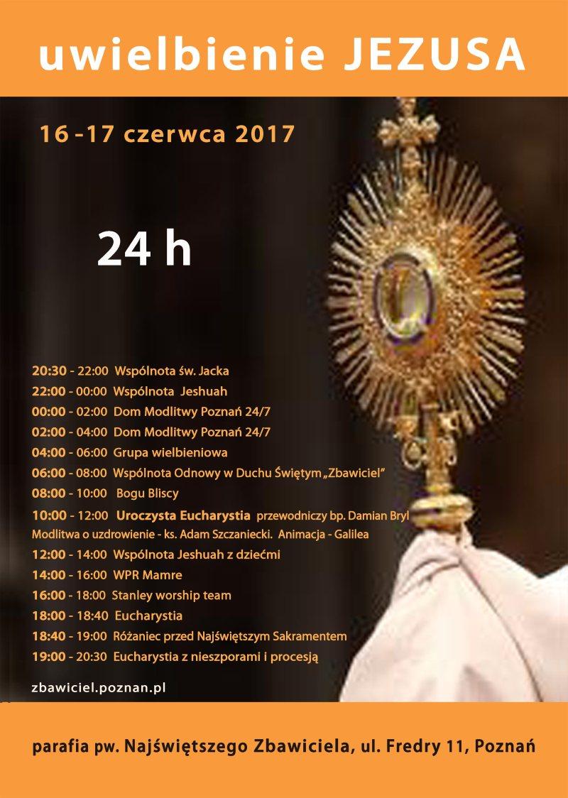 Oglądasz obraz z artykułu: 24-godzinne wielbienie