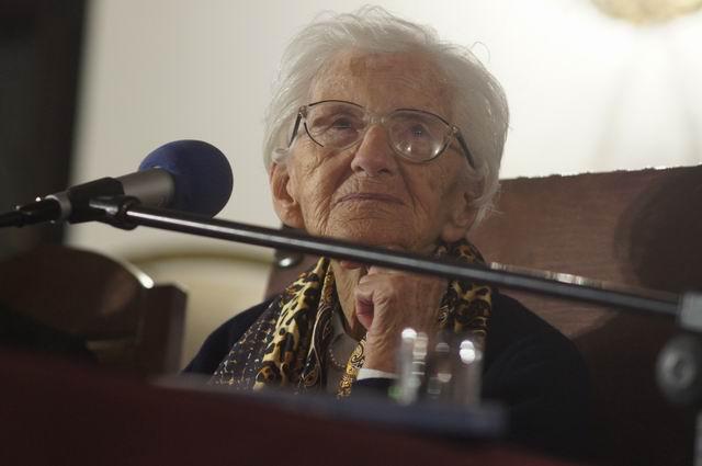 Oglądasz obraz z artykułu: Doktor Wanda Błeńska obchodziła 100. rocznicę chrztu św.