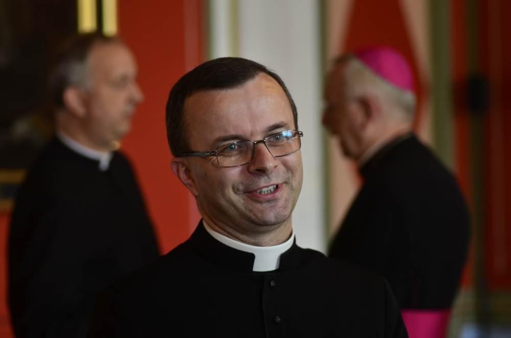 Ojciec Damian przyjmie sakrę biskupią