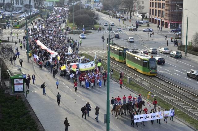 Marsz dla Życia - Poznań