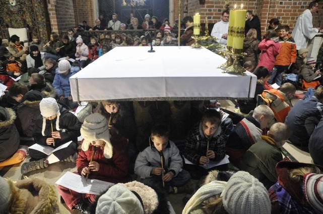 Oglądasz obraz z artykułu: Flażoleciści w Katedrze Poznańskiej