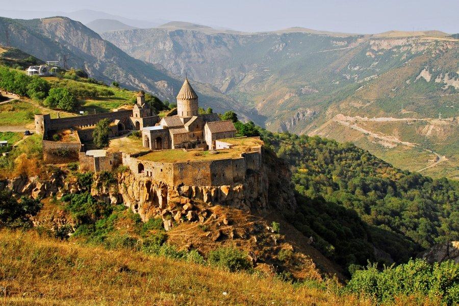 Oglądasz obraz z artykułu: XXXVIII Archidiecezjalna Pielgrzymka do Armenii, 18-25.8.2017